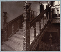 The Grand Staircase, Charterhouse